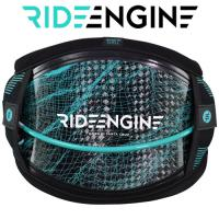 Кайт Трапеция RideEngine 2019 Elite Carbon Sea Engine Green  Harness